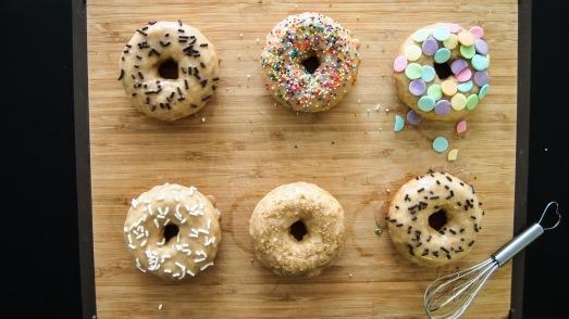 doughnuts brown butter