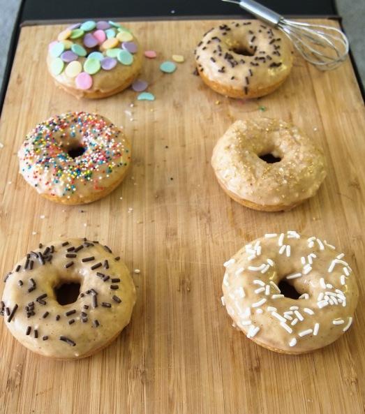 brown butter doughnuts 2